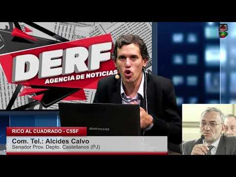 Calvo: El Frente Progresista no estaba preparado para perder