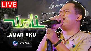 Download Lagu WALI -  LAMAR AKU    LIVE PERFORMANCE AT LET'S TALK MUSIC mp3