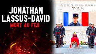Mort au feu : Hommage à Jonathan Lassus-David pompier de Paris [La cour d'honneur #15]