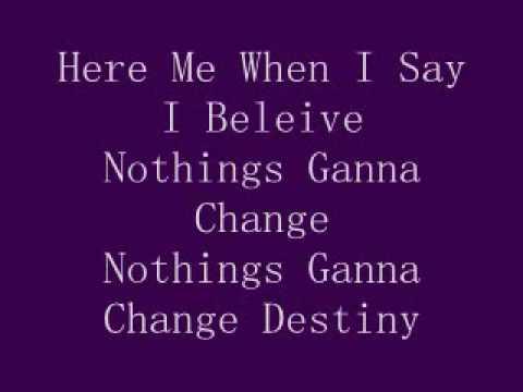 Avril Lavigne - Keep Holding On Lyrics