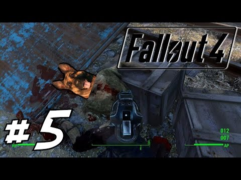 Fallout 4 | Ghouls Attack