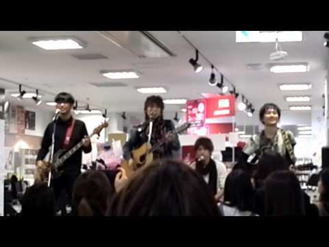 2015.2.15 大阪インストア Sissy ♪ Ready Go!(サビのみ)
