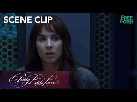 Pretty Little Liars   Series Finale: Spencer and Mary Drake Talk   Freeform