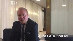 Kauppalehden päätoimittaja Arno Ahosniemi: Nämä asiat jäivät EVAn tentistä erityisesti mieleen