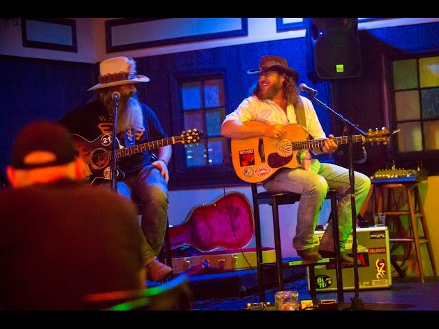 Kyle Wilson - Live at Back Porch Lounge - Last Honkytonk Music Series