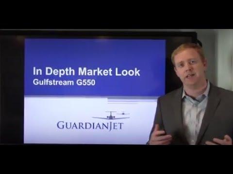 Gulfstream G550 Aircraft Market Analysis by Guardian Jet