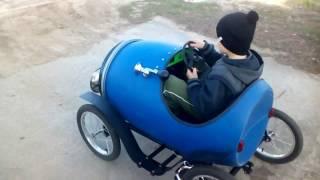 Barrel Car