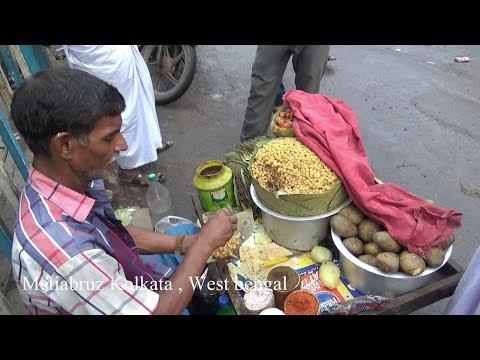 Chana Chotpota | Street Food Kolkata