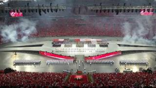 NDP 2016 (Arrival of President)