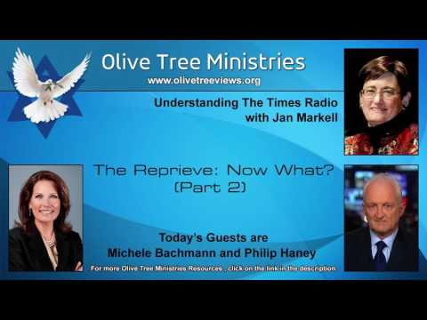 The Reprieve: Now What? (Part 2) – Michele Bachmann and Philip Haney