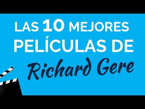 Las 10 mejores películas de RICHARD GERE