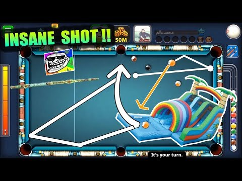Thumbnail: The LUCKIEST 8 Ball Pool Match You Will Ever See...