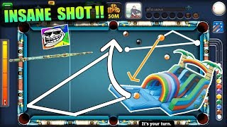 The LUCKIEST 8 Ball Pool Match You Will Ever See...