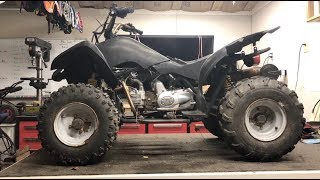 You bought a 110cc Chinese ATV! Now What? -Complete Build