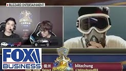 'Blitzchung' suspended by Activision Blizzard over Hong Kong support