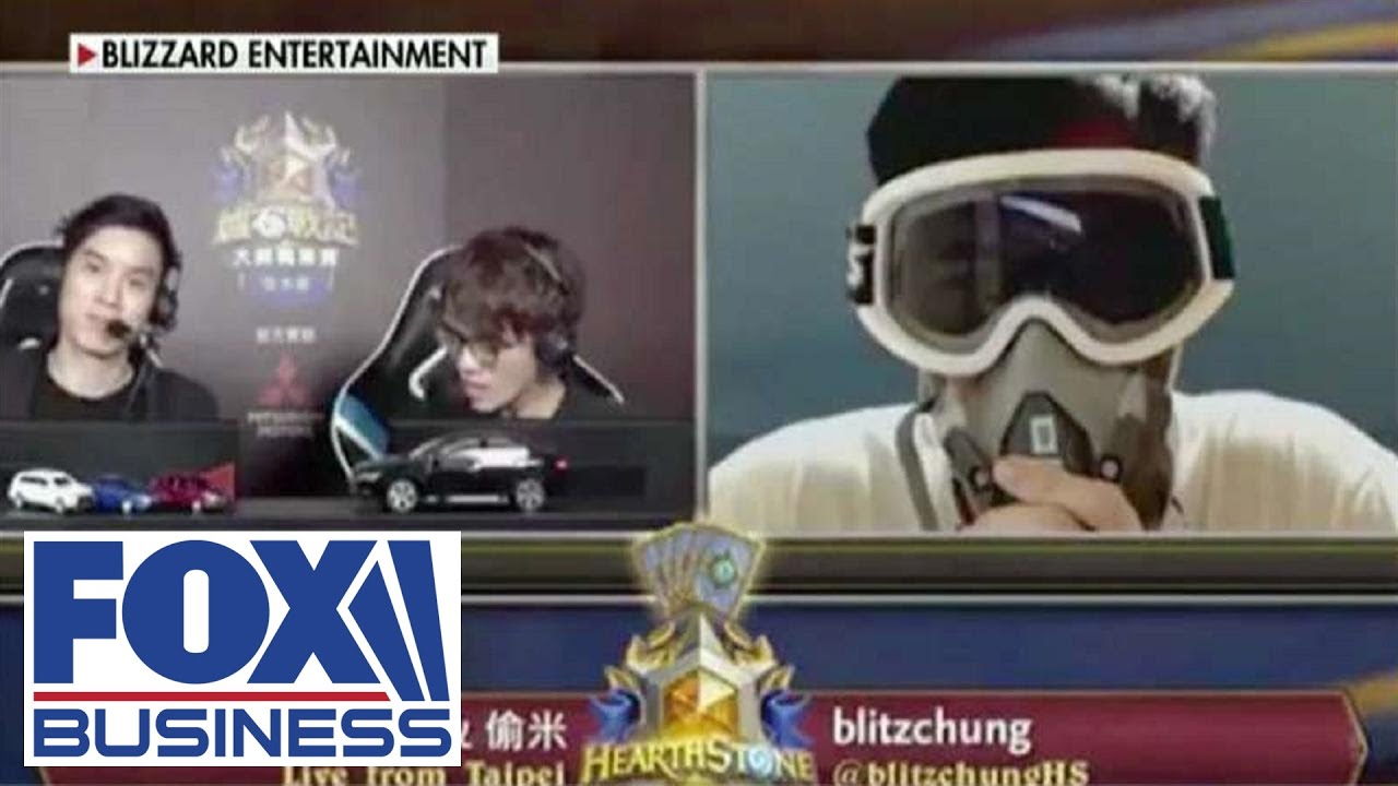 """There's A Blizzard Boycott Movement After A """"Hearthstone"""" Player Was Suspended For Supporting Hong Kong Protesters"""