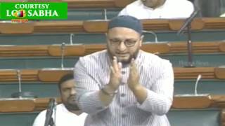 Asaduddin Owaisi On Kashmir Extremism | Rambo And James Bond Approach Will Not Work | Lok Sabha