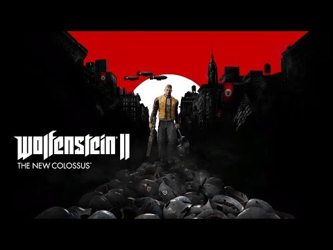 Wolfenstein 2: The New Colossus - All Cutscenes (Full Game Movie) | Fergus Timeline