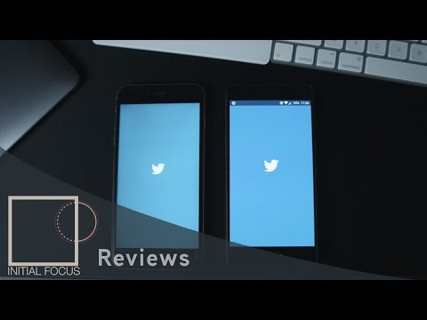 Twitter App | IOS Vs Android