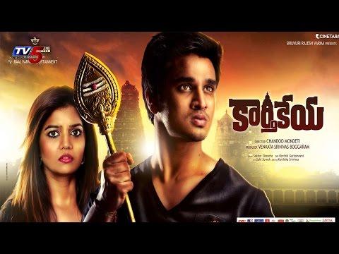 Nikhil's Karthikeya Movie Review | On and Off Public Response : TV5 News