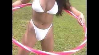 Senna Matsuda 松田千奈 1 - White Bikini.
