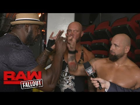 Gallows & Anderson have a
