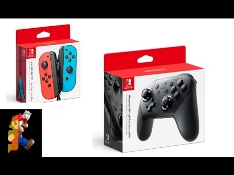 Video Prescription: Nintendo Switch Controller Price