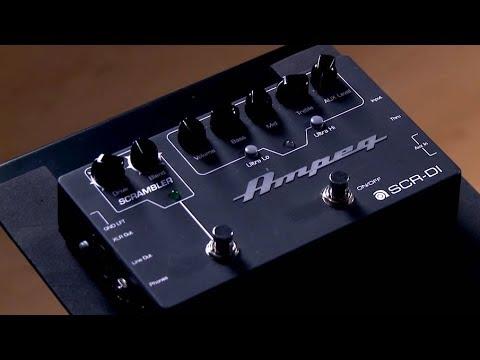 Ampeg SCR-DI - Demo with Dino Monoxelos