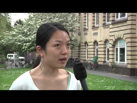 Studying at the University of Goettingen: Ayako Ebata