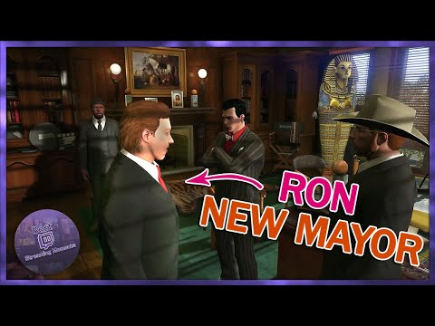 NoPixel MAYOR RON OTTERMAN, BUDDHA CELEBRATES END OF THE WAR | GTA 5 RP Funny Moments/Highlights 157