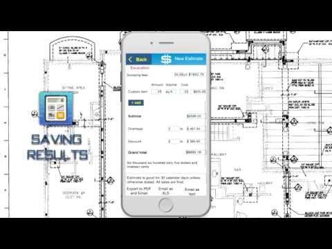 Concrete Foundation Estimator (CFE) promotional video