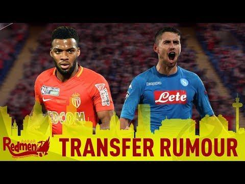 Jorginho & Lemar Linked Again | #LFC Daily News LIVE