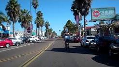 San Diego Street Tour Test (Garnet Ave in Pacific Beach)