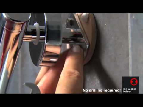 No Drilling Required Ist Bar Installation How To Install
