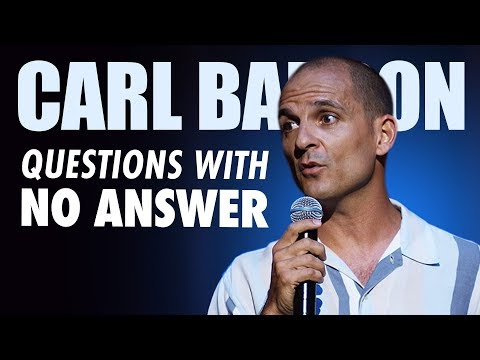Carl Barron - Did you put the bins out?