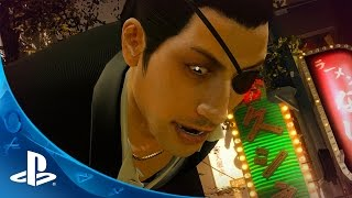 PlayStation Experience 2015: Yakuza 0 - Announcement Teaser Trailer | PS4