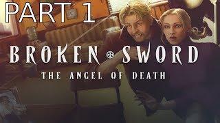 Broken Sword 4: The Angel of Death Walkthrough part 1