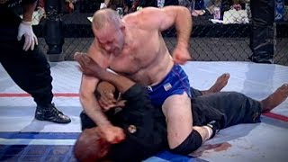 UFC 9 Free Fight: Mark Schultz vs Gary Goodridge (1996)