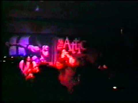 13 candles live the Attic 1998