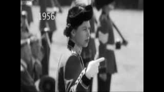 Queen - Trooping the Colour 60 Years