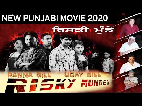 new-punjabi-movie-2020-|-risky-mundey-|-full-movie-|-latest-punjabi-movies