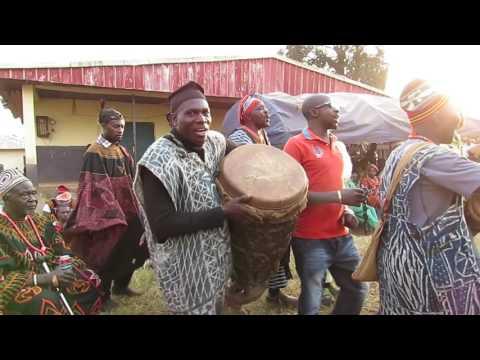 Samba dance festival 2017 Santa Cameroon