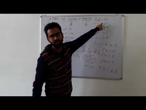 ORGANIC CHEMISTRY (lecture 1 part 1)TOPIC-RADICAL  BEST WAY TO UNDERSTAND RADICAL BY AMIT SINGH#A.S