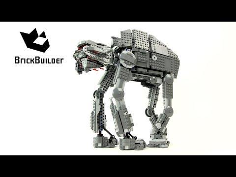 Lego star wars 75189 first order heavy assault walker - Lego star wars tb tt ...