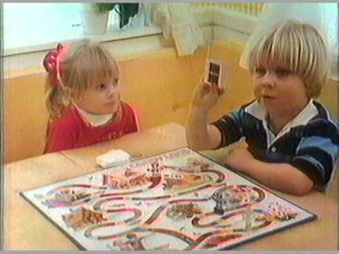 1978 Candy Land Game Commercial