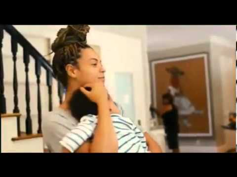 Download Youtube: Beyonce and Blue Ivy VIDEO FOOTAGE - Life is but a dream