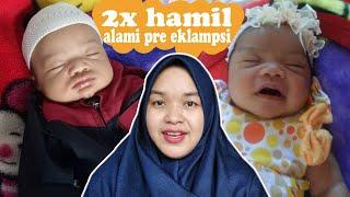 Hai teman teman☺☺,video kali ini saya membahas tentang preeklamsi dan eklamsi pada ibu hamil untuk m.