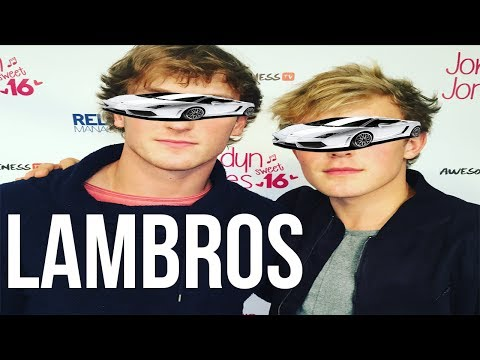 Jake & Logan Paul - Normalizing Narcissism