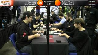 Grand Prix Indianapolis 2015 Quarterfinals