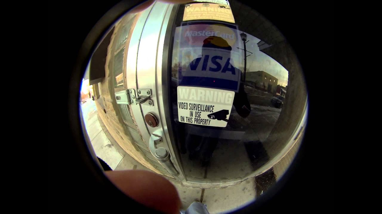 Ragecams gopro hero3 black panoramic super fish eye for Fish eye lense
